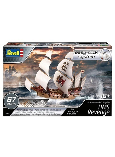 Revell  Maket HMS Revenge 05661 Renkli